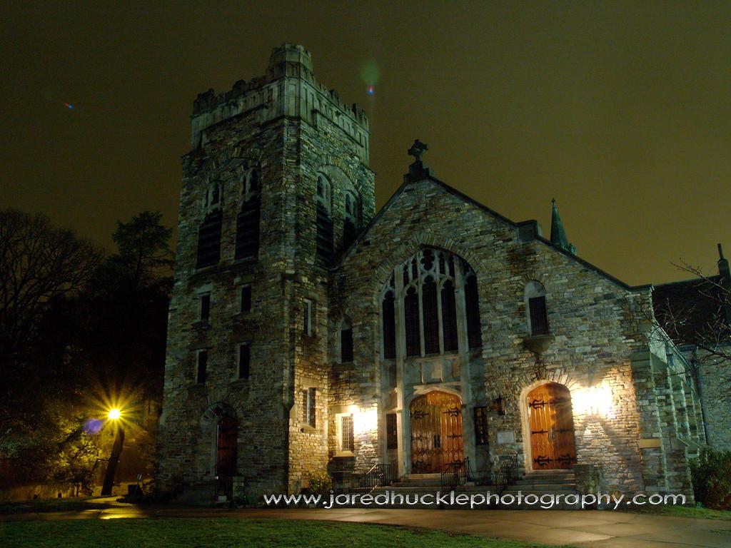 Stone Church, Manchester, CT