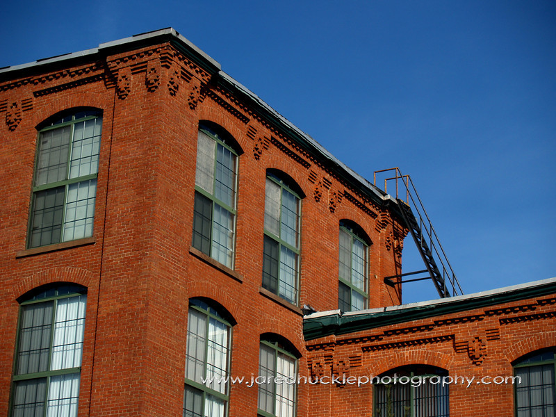 Cheney Silk Mills, Manchester, CT