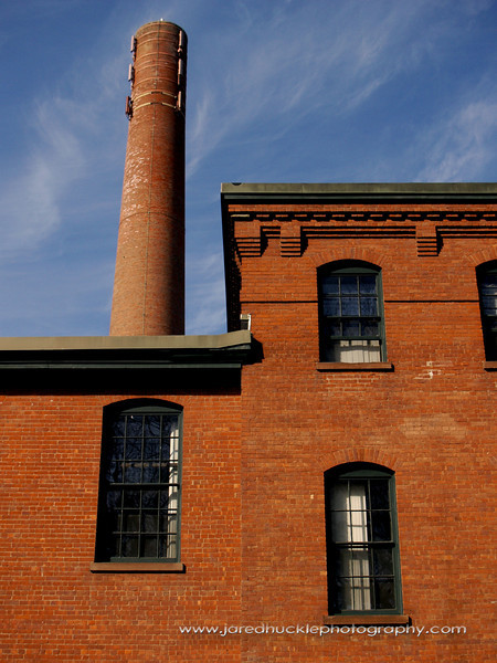 Cheney Silk Mills, Manchester, CT