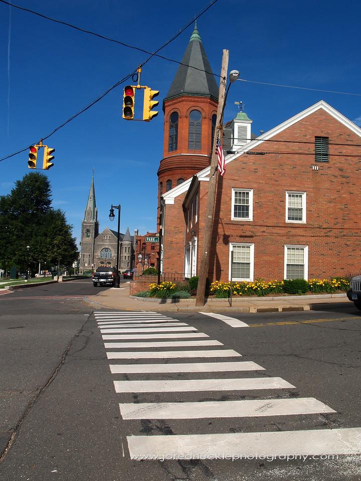 Crosswalk, Rockville, CT