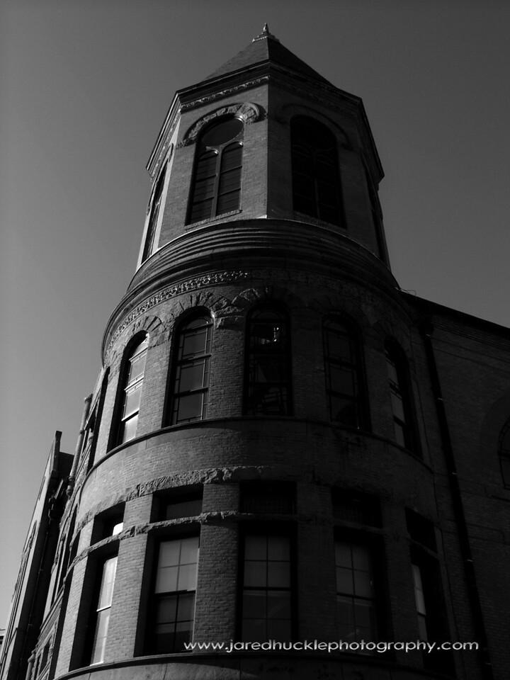 Memorial Building, Rockville, CT