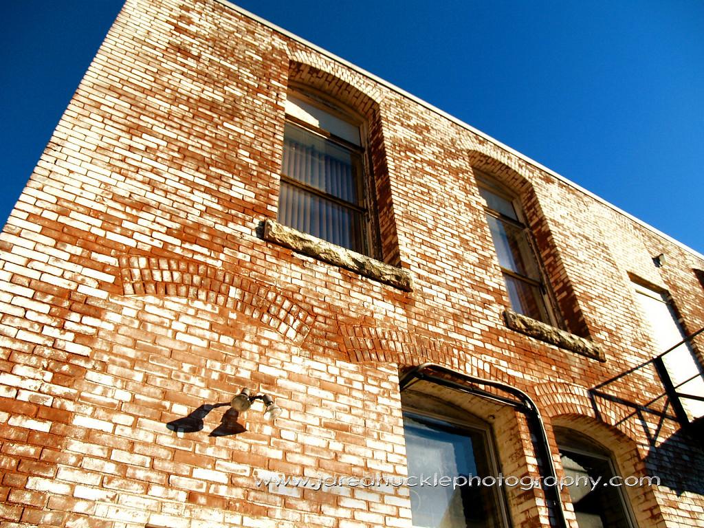 Brick building in Rockville CT