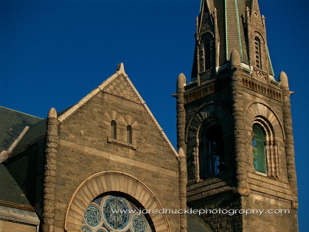 Union Congregational Church, Rockville CT