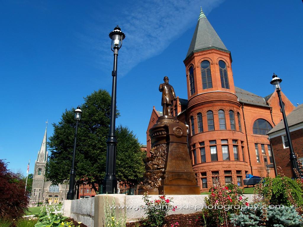 Town Square, Rockville, CT