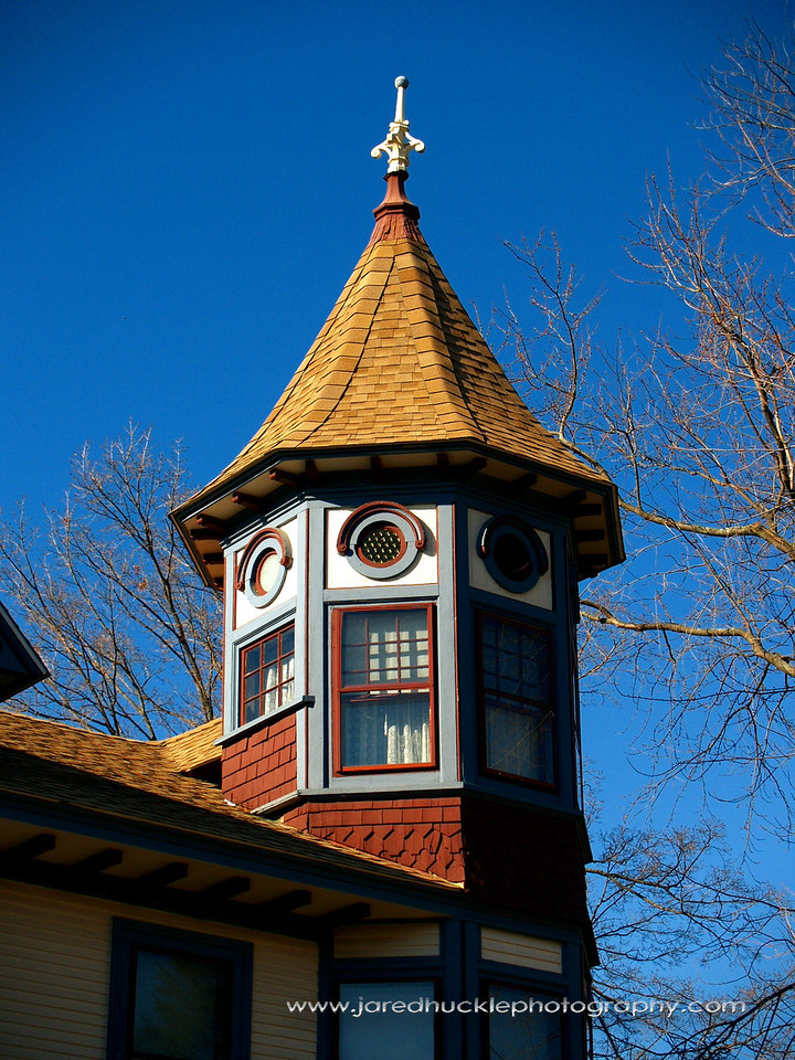 Cupola of house in Rockville, CT