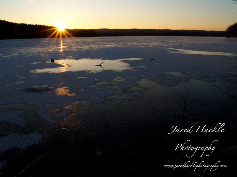 Lake Snepsit, Ellington CT