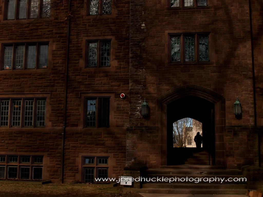 Dormitory, Trinity College, Hartford, CT