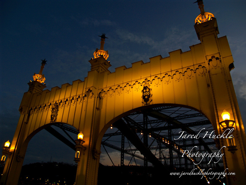 Smithfield Street Bridge, Pittsburgh PA