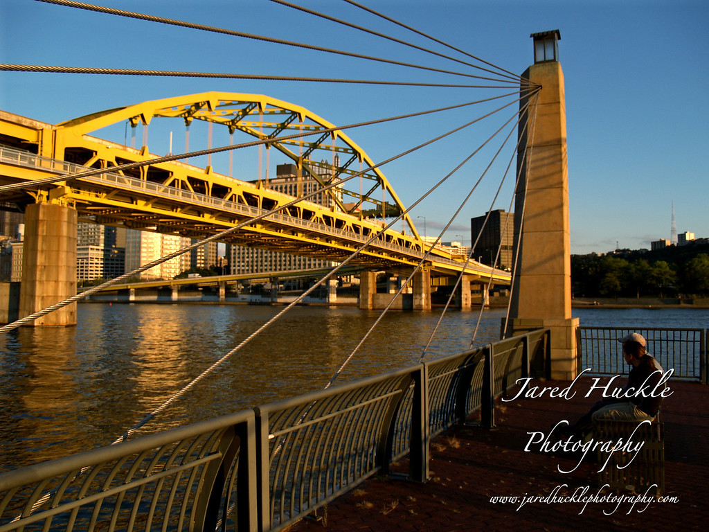 Ft Duquesne Bridge, Pittsburgh PA