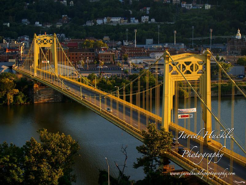 Tenth Street Bridge, Pittsburgh, PA