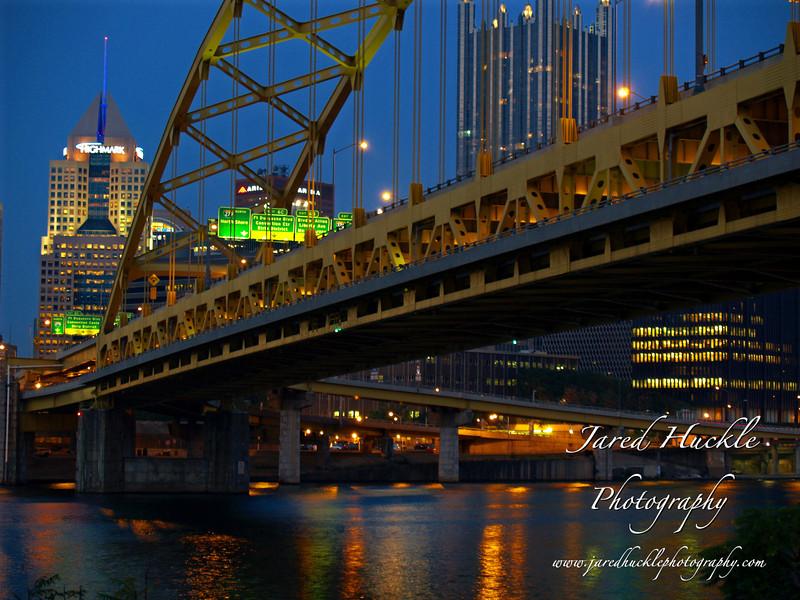 Ft Pitt Bridge, Pittsburgh PA
