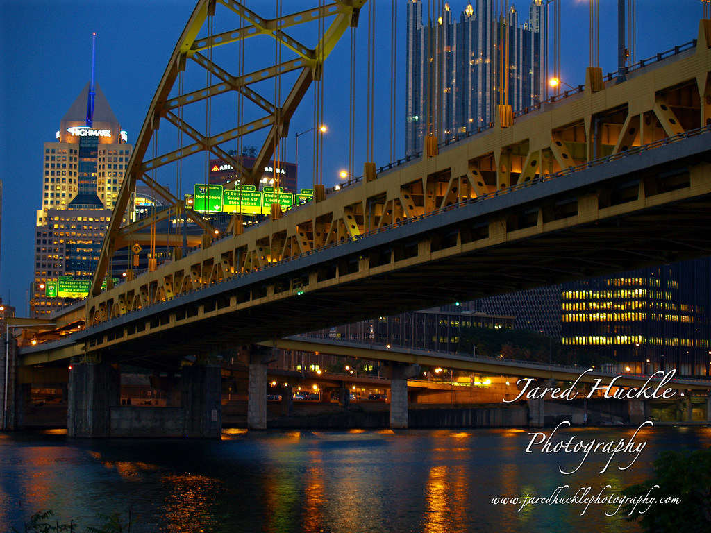 Ft Pitt Bridge, Pittsburgh PA