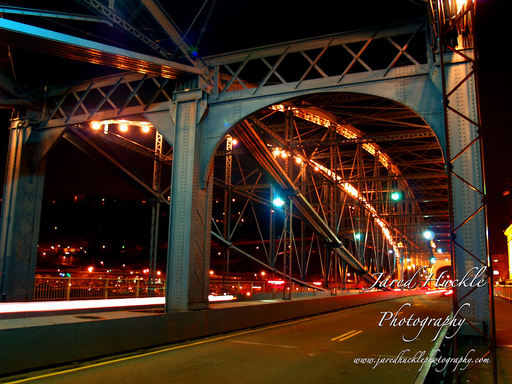 Smithfield Street Bridge, Pittsburgh PA