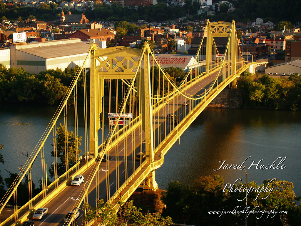 Tenth Street Bridge, Pittsburgh, PA