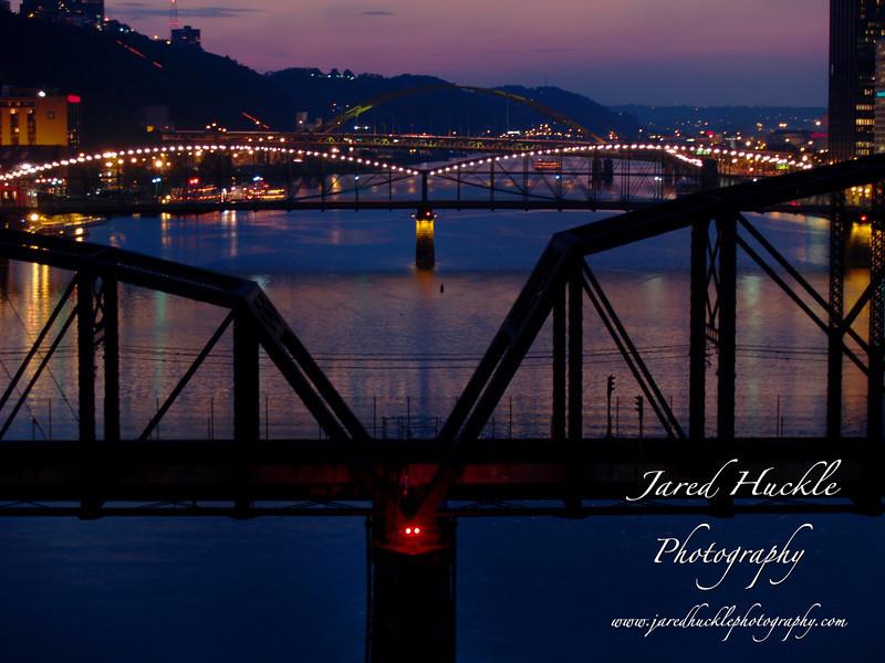 Panhandle Bridge, Pittsburgh PA