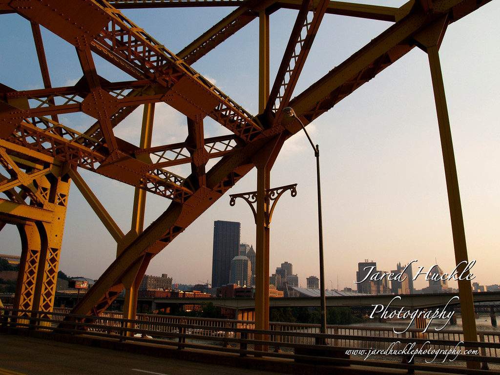 Sixteenth Street Bridge, Pittsburgh PA