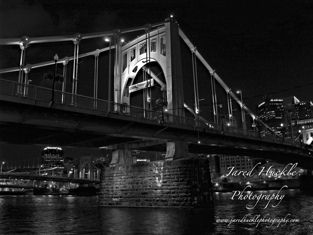 Sixth Street Bridge, Pittsburgh PA