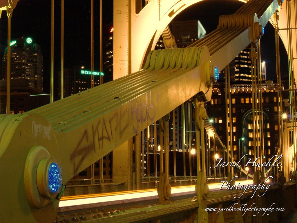 Sixth Street Bridge, Pittsburgh PA