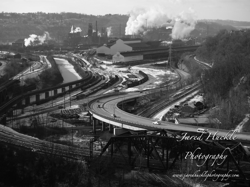 Turtle Creek Valley and Edgar Thompson Works, Braddock PA