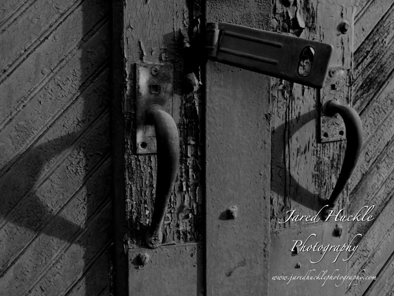 Door Handles, Terminal Buildings, South Side, Pittsburgh PA