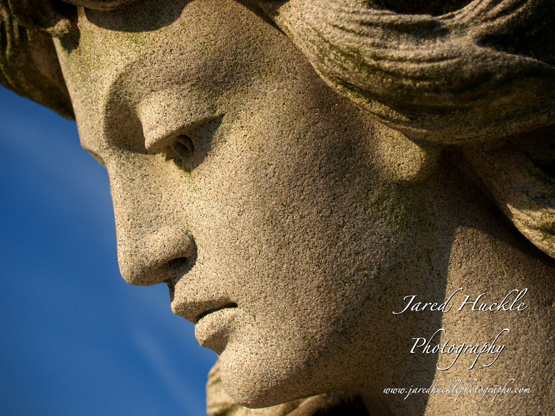 Statue in Allegheny Cemetery, Lawrenceville, Pittsburgh PA
