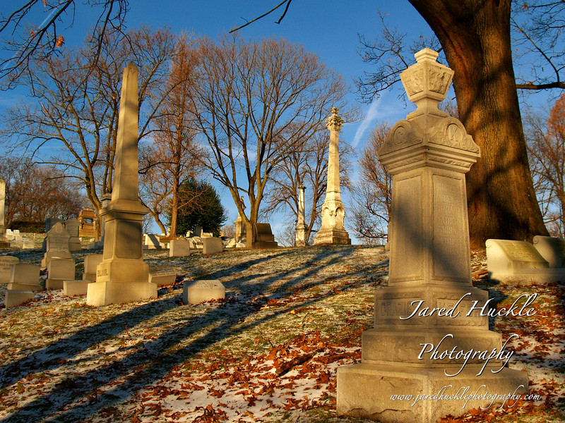 Allegheny Cemetery, Lawrenceville, Pittsburgh PA