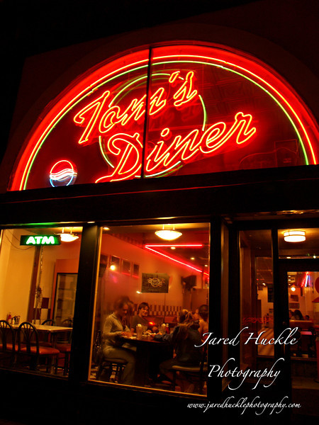 Tom's Diner, Carson St, South Side, Pittsburgh PA