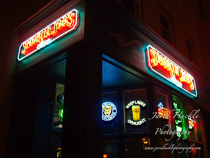 Smokin Joe's Bar, South Side, Pittsburgh PA