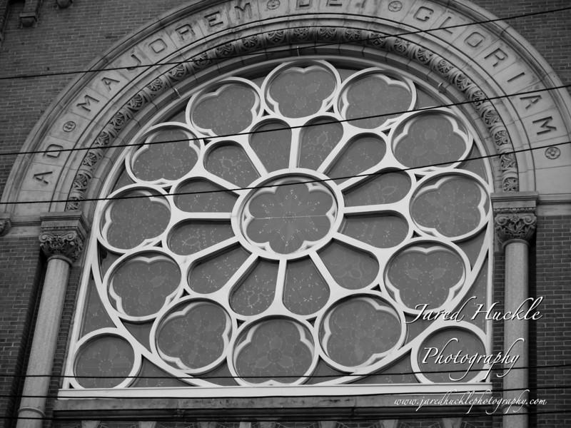 St Stanislaus Catholic Church, Strip District, Pittsburgh PA