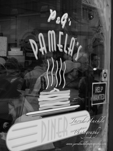 Pamela's Diner, Strip District, Pittsburgh PA