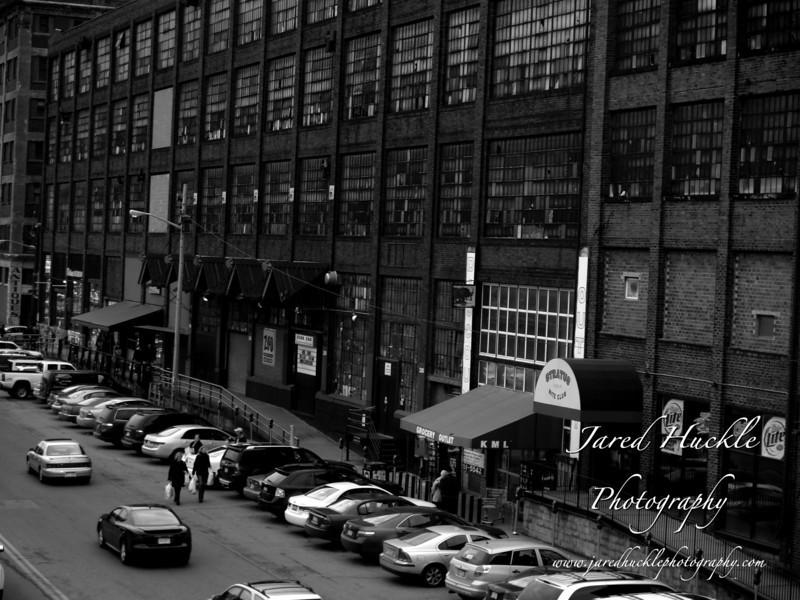 Smallman St, Strip District, Pittsburgh PA