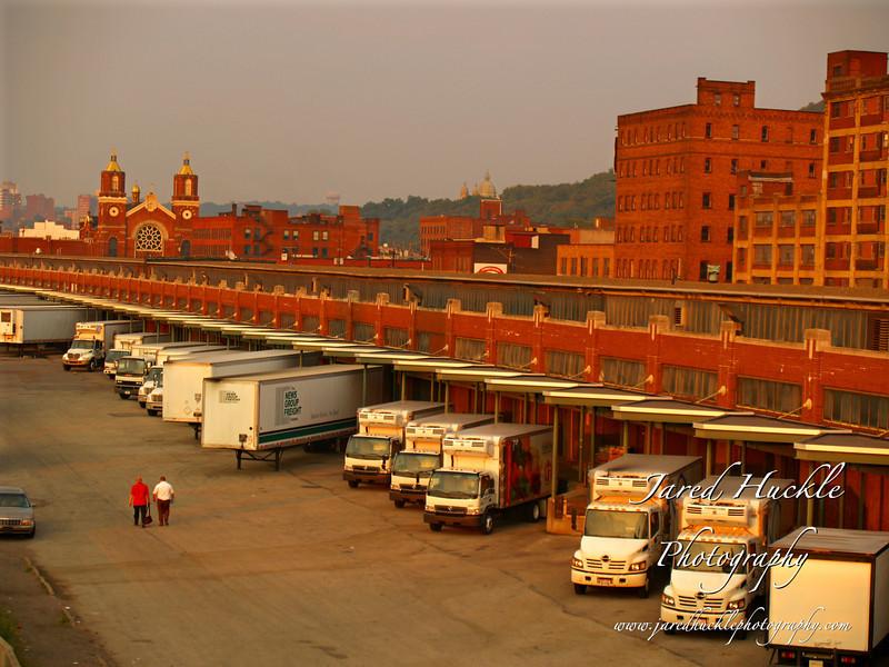 Pennsylvania Market building, Strip District, Pittsburgh
