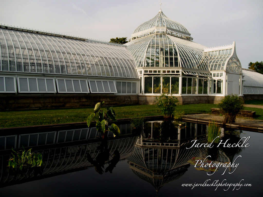 Phipps Conservatory, Schenley Park, Pittsburgh PA