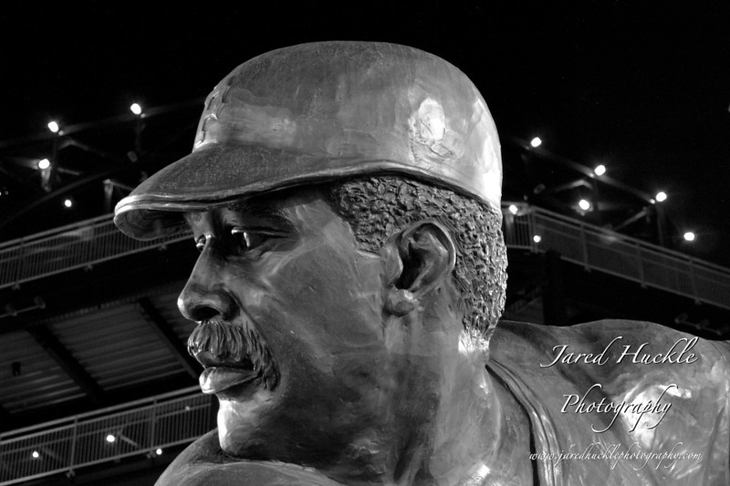Willie Stargell statue, PNC Park, Pittsburgh PA