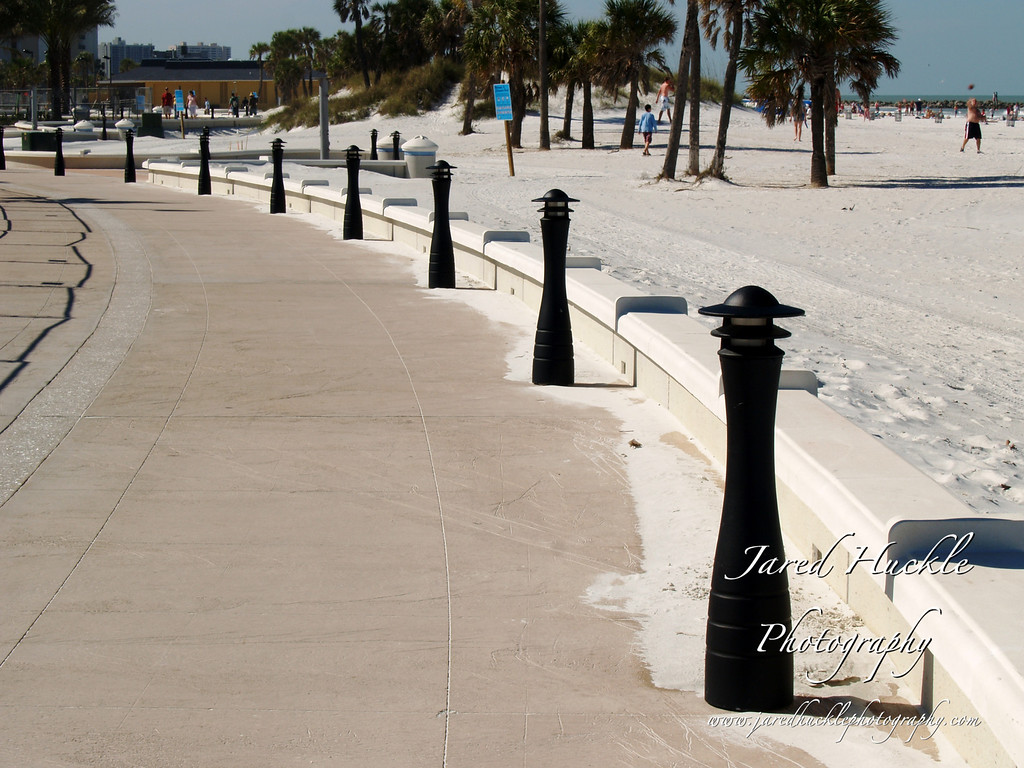 Sidewalk, Clearwater Beach, FL