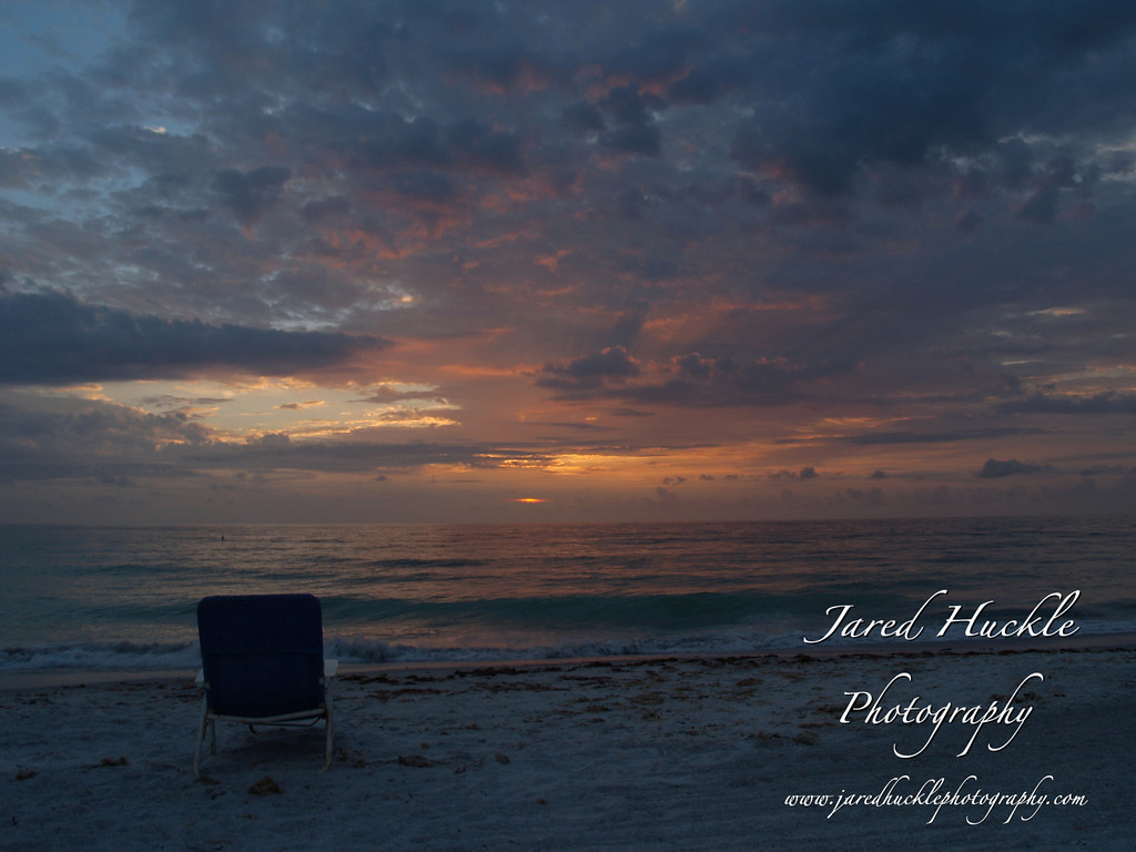 Lawn Chair on Belleair Beach, FL