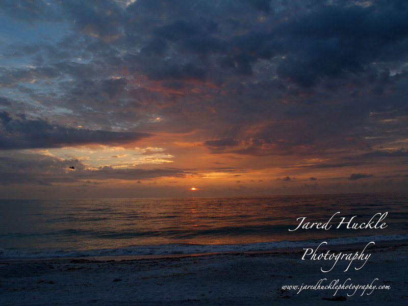 Sunset at Belleair Beach, FL