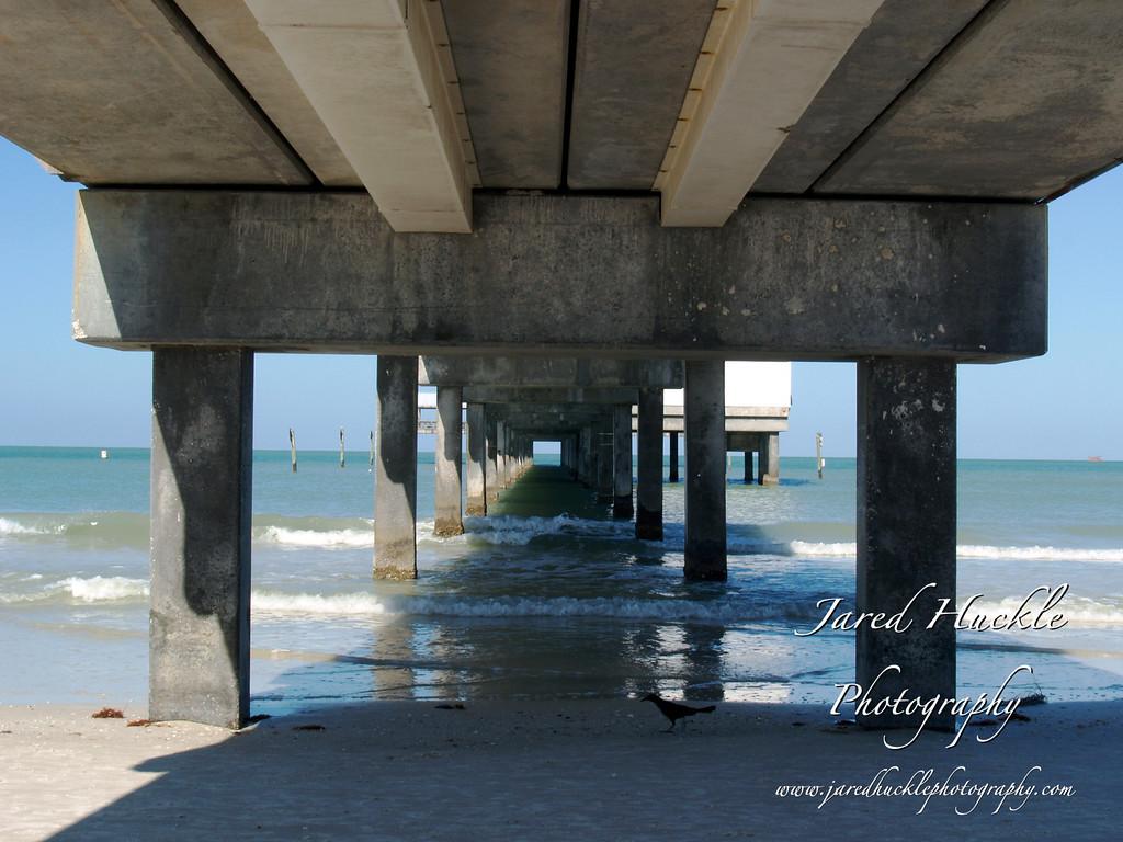 Pier 60 on Clearwater Beach, FL