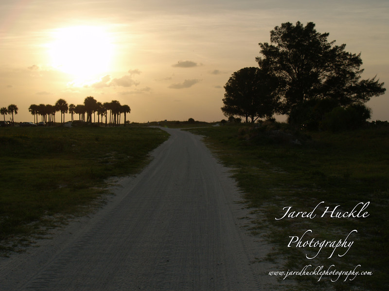Sandy Path, Sand Key Park, FL
