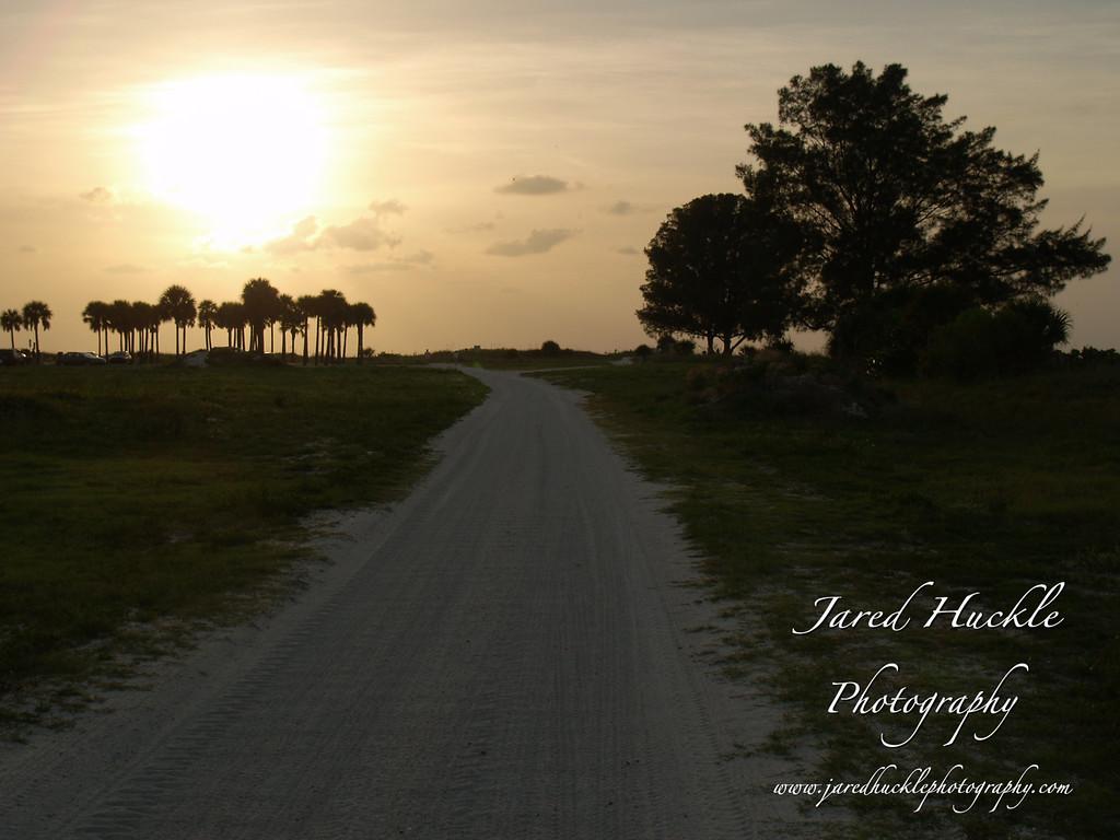 Sandy Path, Sand Key Park, FL
