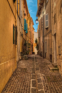 Cannes Quaint Streets