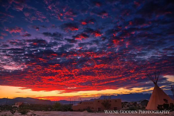 Terlingua Sunrise