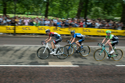 Central London - Tour De France