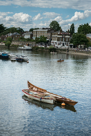 Richmond, Thames River
