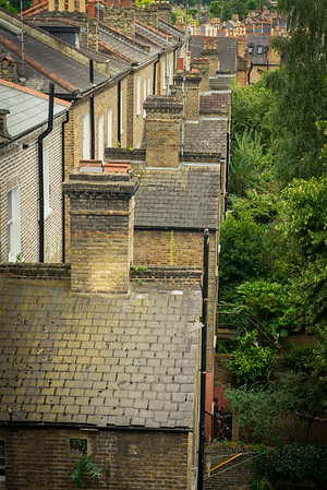 Typical Chimney Tops in Richmond