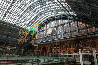 St Pancras Station - Central London