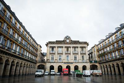 Constitution Plaza - San Sebastian