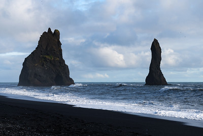 Reynisfjara Sea Stacks
