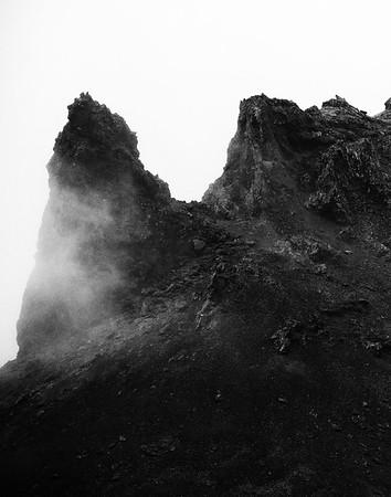 Foggy Crag