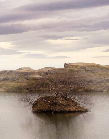 Lake Myvatn